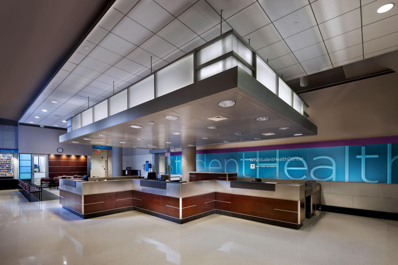 CVE Design NYU Student Health Center