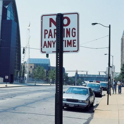 Public Image No. 18 • Akron, Ohio • Photo: David Vanden-Eynden