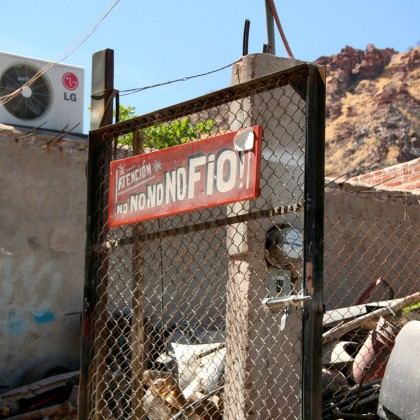 Public Image No. 29 • Guaymas, Mexico • Photo: Richard Marin