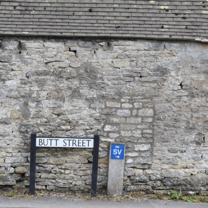 Public Image No. 31 • Minchinhampton, England • Photo: Jane Vanden-Eynden