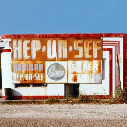Public Image No. 35 • Alluvial City, Louisiana • Photo: Linda Eklund