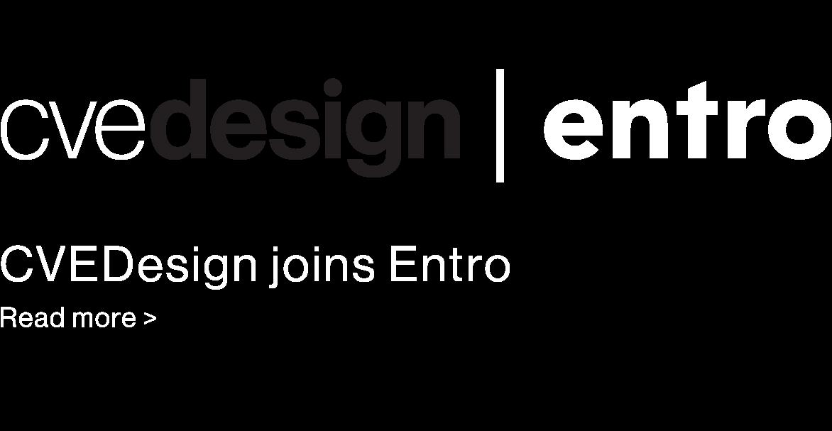 CVEDesign joins Entro